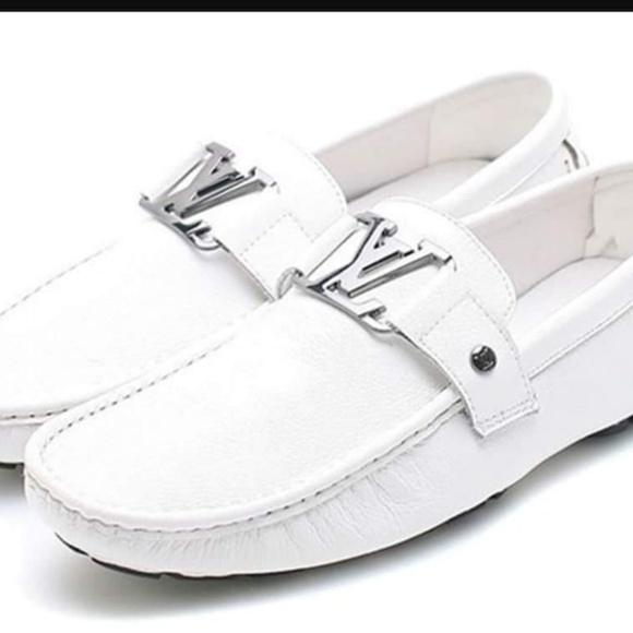 Louis Vuitton Men Loafers Authentic